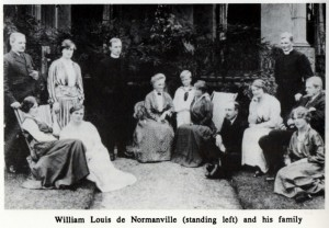 William de Normanville and Family © Janet Storrie