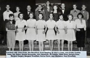 Cheerio Concert Party c 1952 © John Knibb