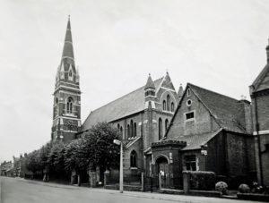 St John's Church(1) c. early 1960s © Joyce Heath