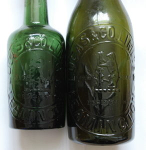 Lucas Bottles, photo Allan Jennings