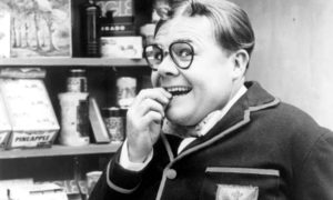 Gerald Campion playing Billy Bunter
