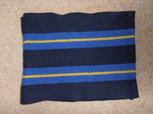 Feldon School scarf © J Swift