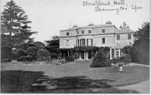 Shrubland Hall © Alan Griffin