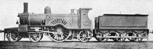 A loco designed by Massey Bromley