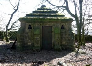 Bright Mausoleum, Rodmoor, © Ms C  De Lara Bond