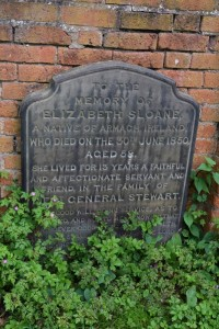 New St Burial Ground © B A Franklin
