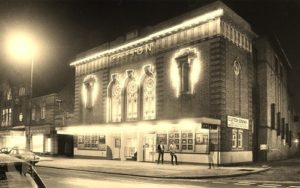 Clifton Cinema, originally Bath Cinema, collection of Leamington History Group